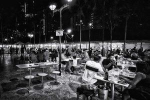 01-PreCovid-Lockdown---crowded-night-hawker