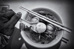Fishball-soup